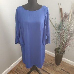 NWOT AB Studio Venus Tulip Dress